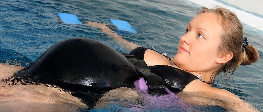 La actividad física durante el embarazo es saludable