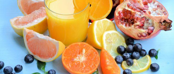 Imagen: Nutrientes de la fruta