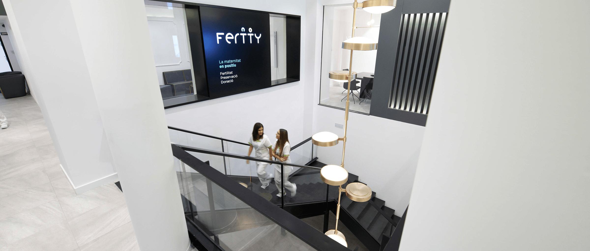 Instalaciones de Fertty en Barcelona