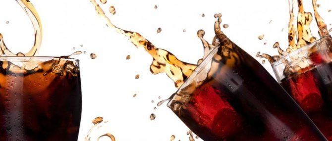 Bebidas cola y calidad del semen