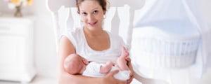 Madres lactantes recuperan antes su figura