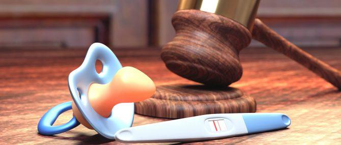 Imagen: Ley sobre reproducción asistida