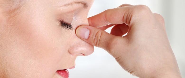 Los ojos como prueba de embarazo