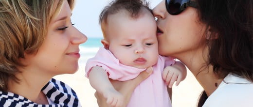 Nace en España la primera niña con dos madres biológicas