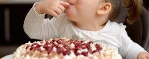 Sobrepeso en niños