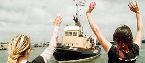 Barco del aborto en marruecos
