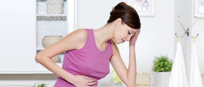 Imagen: Primeros síntomas en el embarazo