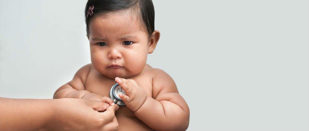 bebé y tos ferina