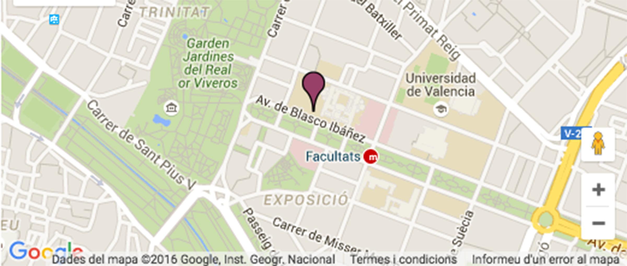 Hospital Quirón en Valencia