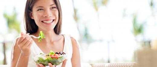 Alimentos aconsejados para dar el pecho