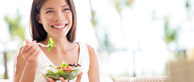 Imagen: Alimentos aconsejados para dar el pecho