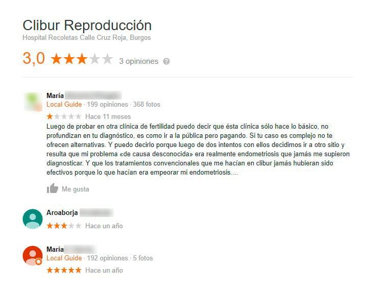 Opiniones de Clibur Reproducción