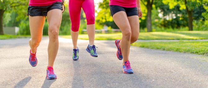 Running  durante el embarazo