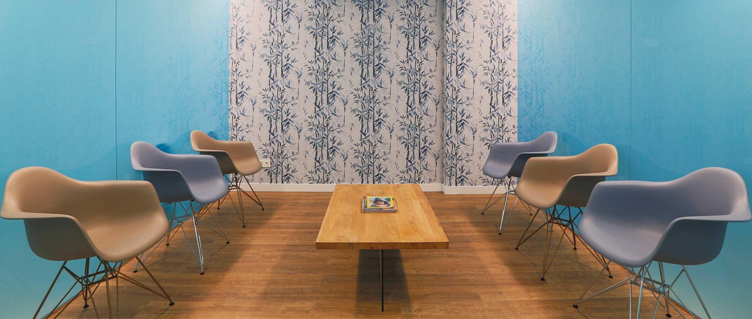Sala espera Reproducción Bilbao