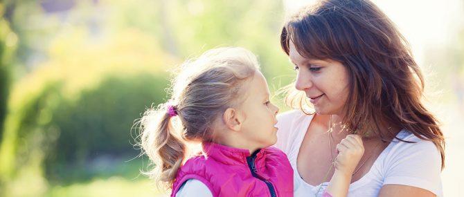Imagen: Ser madre en solitario