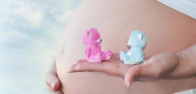 ¿Relación entre la alimentación y el sexo del bebé?