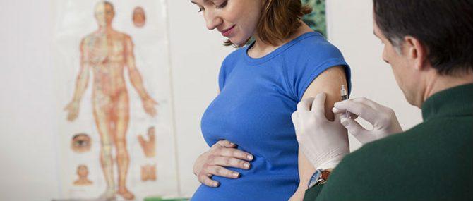 Combatir la tosferina durante el embarazo