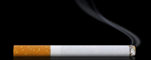 Embarazada y fumadora pasiva