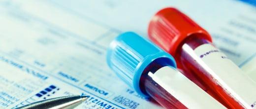 Test cuantitativo en sangre