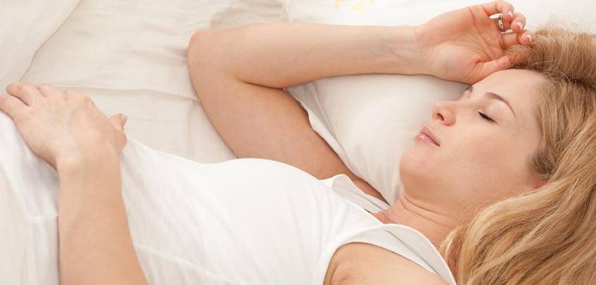 El descanso se ve alterado en el embarazo