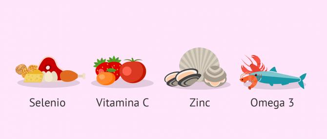 Imagen: Alimentación sana y equilibrada para curar la teratozoospermia