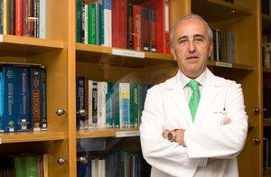 Antonio Pellicer, gran investigador de temas sobre reproducción asistida