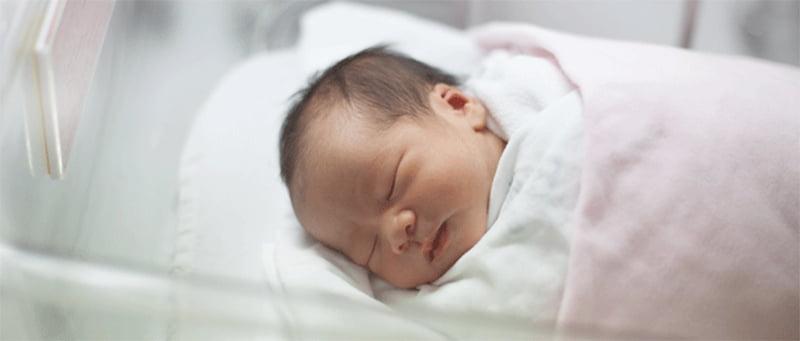 Existe un nuevo método para tratar la asfixia del recién nacido.