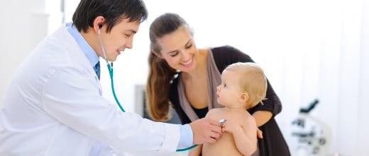 Asma del bebé
