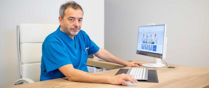 Imagen: El Dr. Barrenetxea reconocido como uno de los 50 mejores médicos de España según Top Doctors