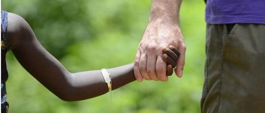 Ayudad de organizaciones en África