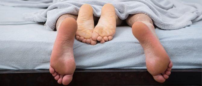 Imagen: Relaciones sexuales poco frecuentes