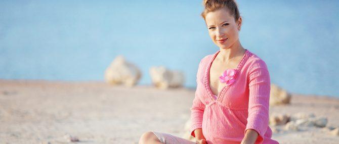Imagen: Sol durante el embarazo