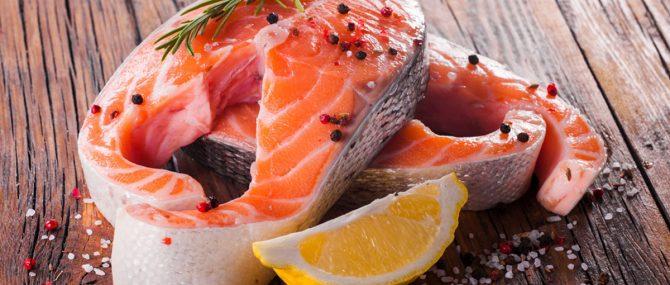 Imagen: Beneficios del pescado azul en los niños