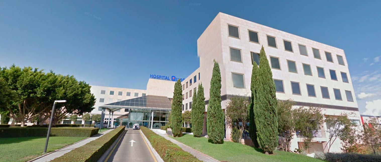 CEFIVBA en el Hospital Quirónsalud Palmaplanas