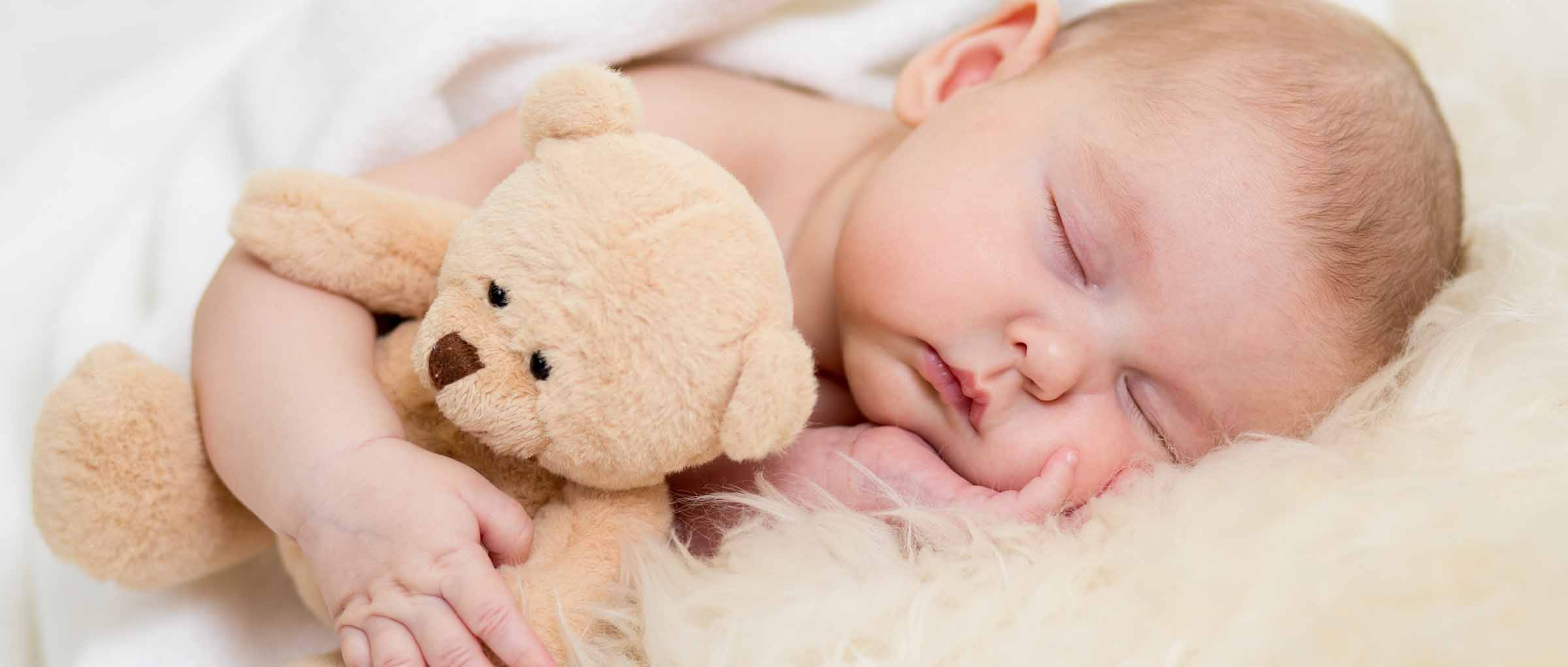 Importancia del sueño en el bebé