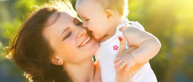Imagen: Las mujeres con cardiopatías congénitas pueden ser madres de niños sanos