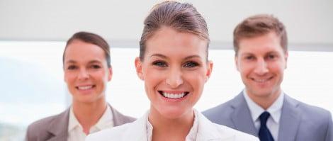 Empleo de alto nivel en mujeres