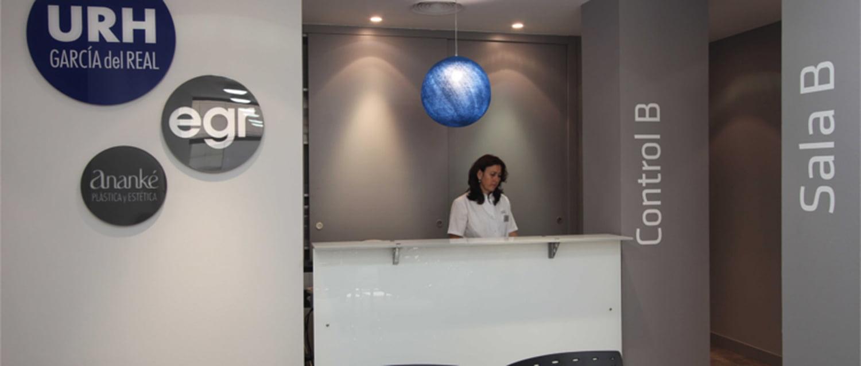 Centro de reproducción URH García del Real
