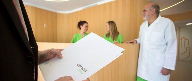 Centro reproductivo y ginecológico Accuna