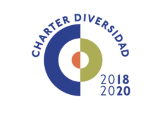Certificado Charter Diversidad e igualdad