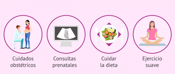 Imagen: Cuidar la salud en el embarazo