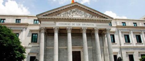 Congreso de los diputados y votación de la reforma de la Ley del Aborto