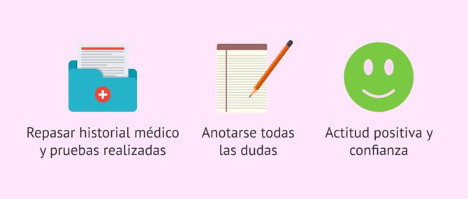 ¿Cómo es la primera consulta de reproducción asistida?