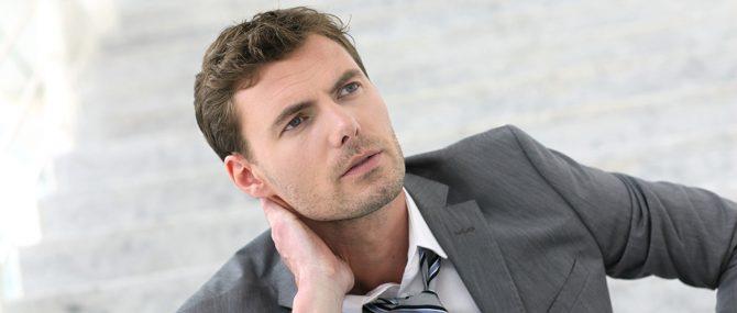 Imagen: Los hombres también sufren la depresión postparto