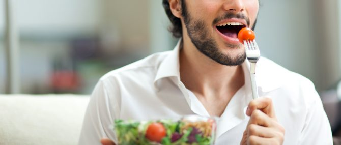 Imagen: Alimentación saludable