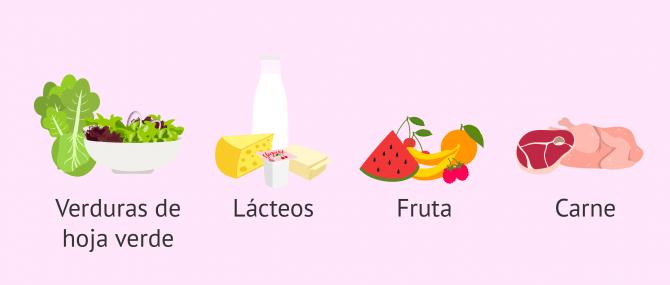 Imagen: Dieta para embarazadas