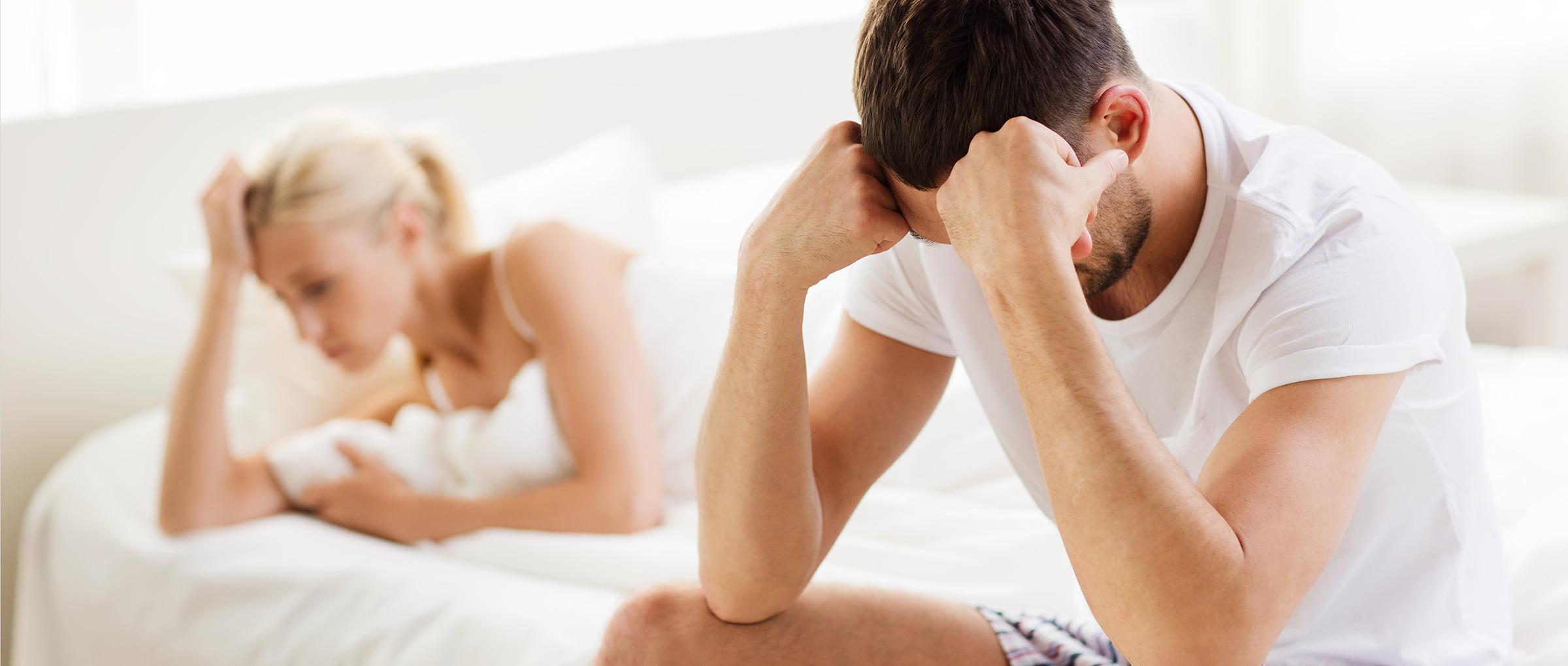 Disfunción sexual en el hombre