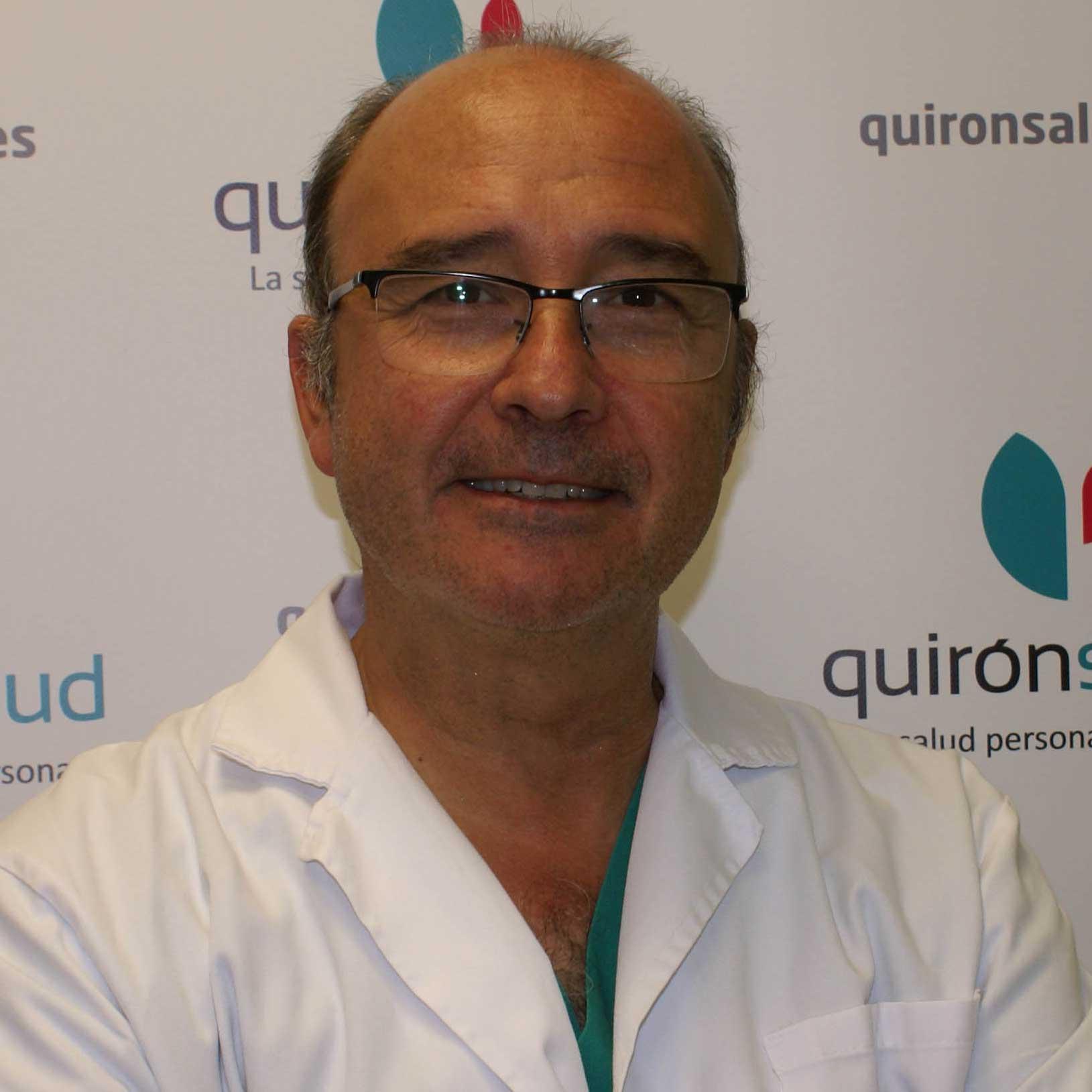 Dr. Javier Díaz García-Donato