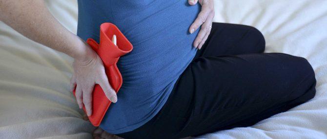 Imagen: Recomendaciones para el dolor de espalda en el embarazo