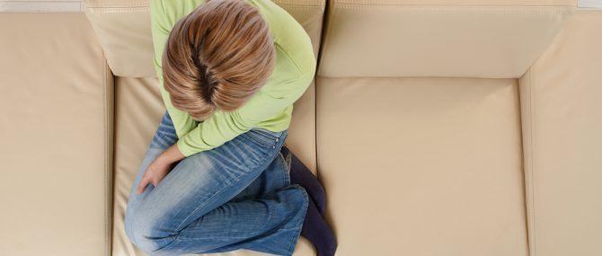 Imagen: Dolores causados por la ovulación múltiple